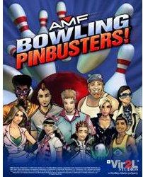 AMF Bowling Pinbusters! n-gage
