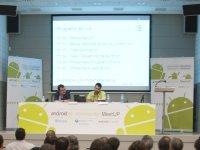 La UPC School acogió el primer encuentro de desarrolladores Android en España