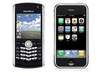 iphone Blackberry