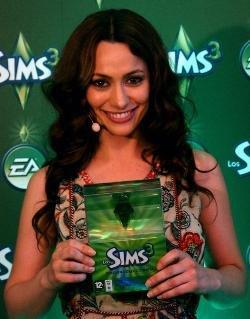 Natalia Verbeke Sims 3