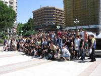 quedada multitudinaria en Madrid de Monster Hunter Freedom Unite