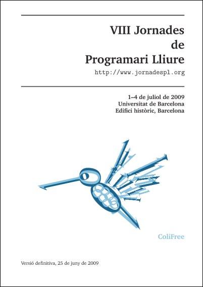 VIII jornades de programari lliure