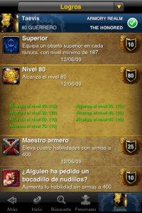 Armería móvil para 'World of Warcraft
