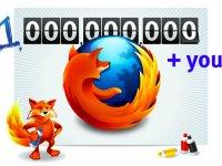 Ya son 1000 millones de descargas del Firefox
