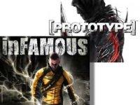 inFamous vs Prototype