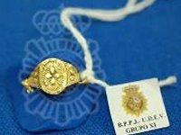 joyas robadas policia nacional