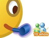 messenger 10 aniversario