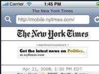 NYT movil