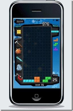tetris iphone