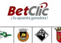 Betclic patrocina a los grandes de la liga portuguesa