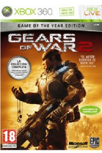 """Gears of War 2: Game of the Year Edition"", nueva edición especial"