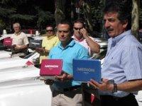 Los taxis de Madrid ofrecerán Internet gratis a sus clientes