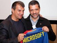 microsoft FC Barcelona