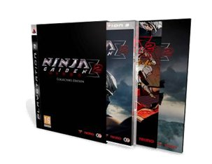 Ninja Gaiden Sigma 2 coleccionista