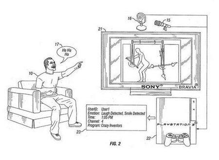 patente sony PS3 1