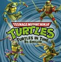 Teenage Mutant Ninja Turtles Turtles in Time Re-Shelled