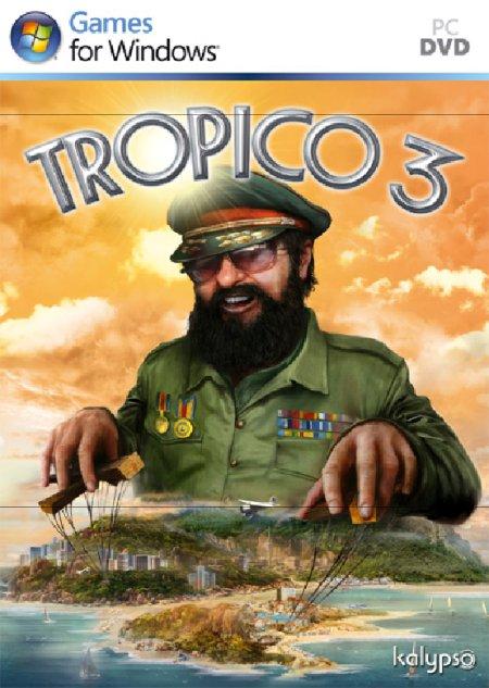 tropico 3 box