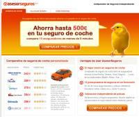 AsesorSeguros.com cierra su primera ronda de inversión