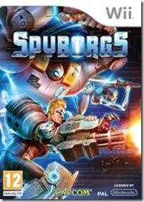 Spyborgs, todo arcade para Wii