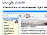 Google lanza Sidewiki, una herramienta para añadir información útil en cualquier página web