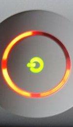 luces rojas xbos 360