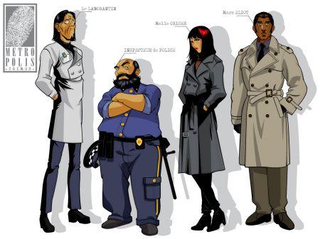 MC-characters