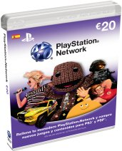 PlayStation Network Cards 20
