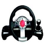 Racing Wireless Wheel Dual Shock