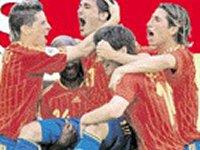 Los partidos de la selección podrán seguirse en directo por Internet