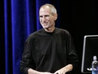 Steve Jobs, 3 entre las personalidades del ao de Time
