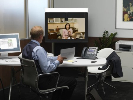 telepresencia telefonica