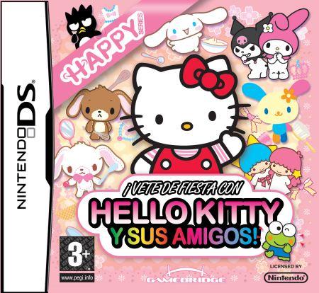 Vete de Fiesta con Hello Kitty y sus amigos - carátula