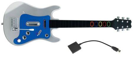 Wii Guitar 2-In-1 (Wiimote built-in)