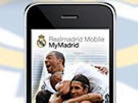 """El Real Madrid lanza """"MyMadrid, una aplicación de móvil para los aficionados"""