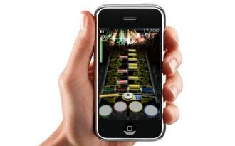 Rock Band llega al iPhone