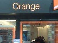 tiendas orange
