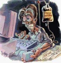 Los problemas del ordenador causan estrés en los usuarios