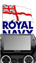 La Royal Navy compra 230 PSP para sus marineros