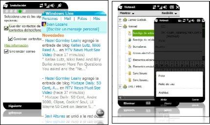windows live - windows phone