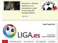 liga.es, toda la información de la liga en internet