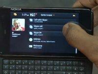 Skype - Nokia N900