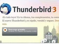 Ya está disponible Thunderbird 3.0