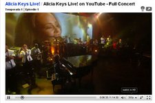 Youtube ofrecerá conciertos en directo de pago
