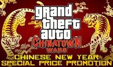 Rockstar celebra la llegada del año del tigre con descuentos en Chinatown Wars para el iPhone