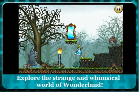 Alice in Wonderland – An Adventure Beyond the Mirror (iPhone)