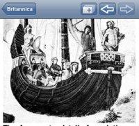 La enciclopedia Britannica Concise 2010 para el iPhone