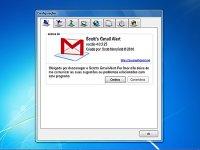 Scott's Gmail Alert alerta de nuevo correo en GMail