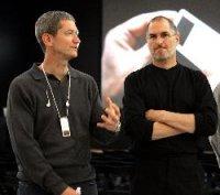tim cook - Steve Jobs