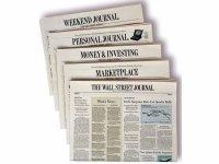 El Wall Street Journal será más caro en el iPad que en el Kindle