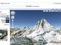 Google Earth entra en Google Maps